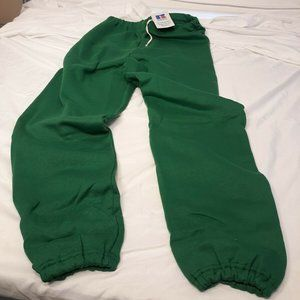 Russell Athletic VTG 90's Green NWT NOS Sweatpants
